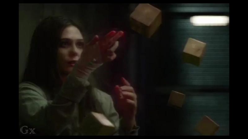 Quicksilver Scarlet Witch