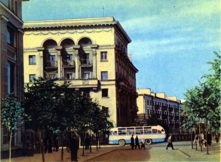 Ул. Крыленко (1963)