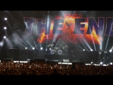 Black Sabbath - Paranoid (12.07.2016, Olympijskiy Stadium, Moscow, Russia)