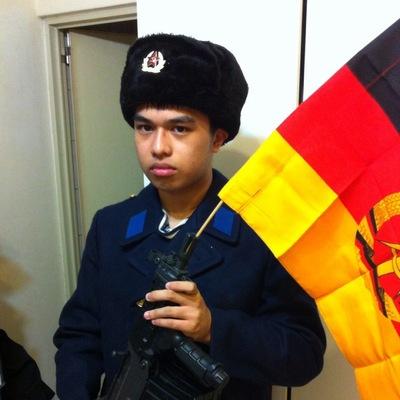 Han-Seng-Esquejo Liang, 20 июля 1996, Санкт-Петербург, id209489519
