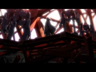 AMV Guilty Crown[ギルティクラウン]- Protectors of the earth