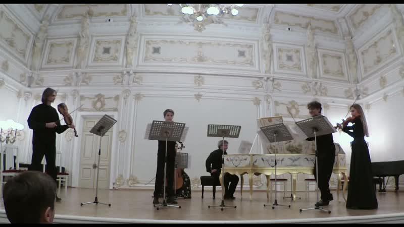 Vivaldi La Tempedta di Mare Fedor Shulyakovskiy, Musica Antiqua Russica