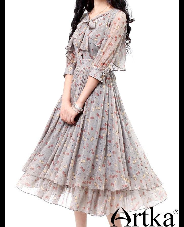 Платье из ситца сшить фото