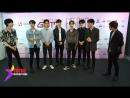 VIDEO Интервью Talk With GOT7
