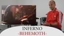 Drum Teacher Reacts to Inferno Drummer of Behemoth