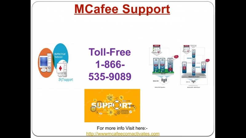 Immediately Contact 18665359089 McAfee Support Number for Instant Help