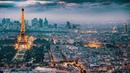 Paris Cinematic 4K - Paris City France Time Lapse