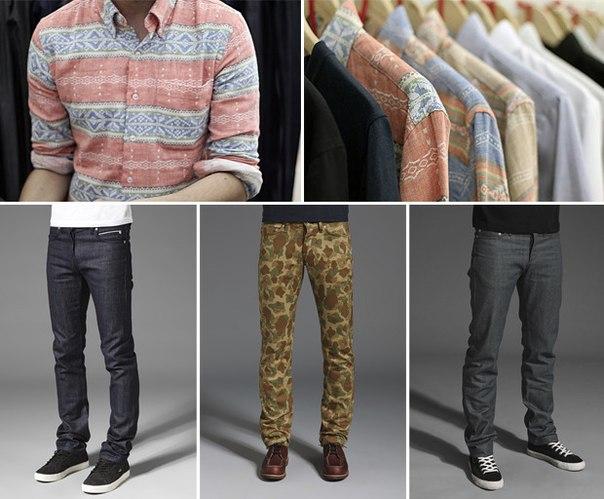 Парни из московского магазина Fancy Crew прислали нам письмо о том, что в ближайшие дни начнут продавать в России джинсы неплохого канадского бренда Naked & Famous. Подробнее об этой марке и еще о семи канадских брендах можно прочитать в нашем материале