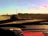 Ваз 21103 vs Форд Фокус 2 2.0 мт со 120км\ч !