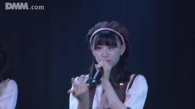 180605 NMB48 Stage BII4 Renai Kinshi Joureii. Jonishi Rei Seitansai.