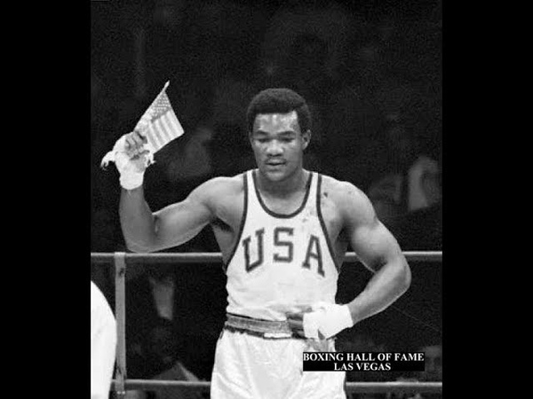 George Foreman Wins Olympics 50 Years Ago 1968 Olympics