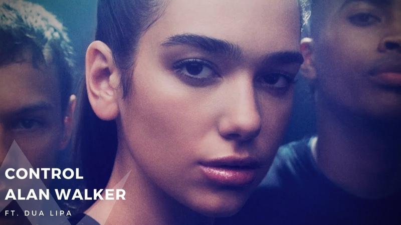 Alan Walker , Dua Lipa Vocal Style - Unknown Brain x Rival - Control ft. Jex Jordyn