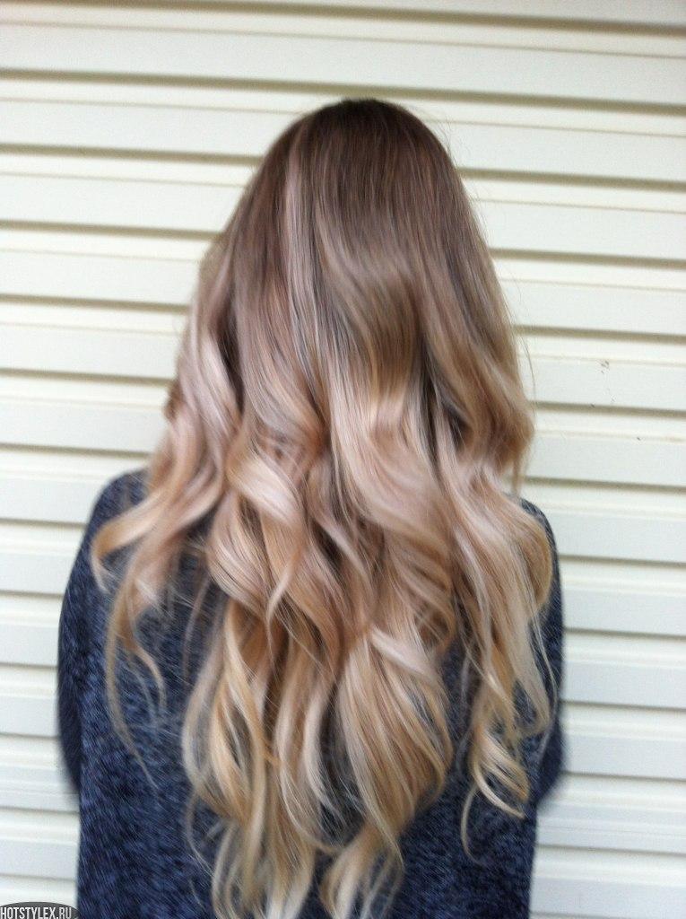 Фото красивых девушек длинные волосы
