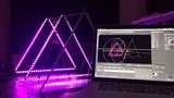 DMXControl LED with Cinema4D