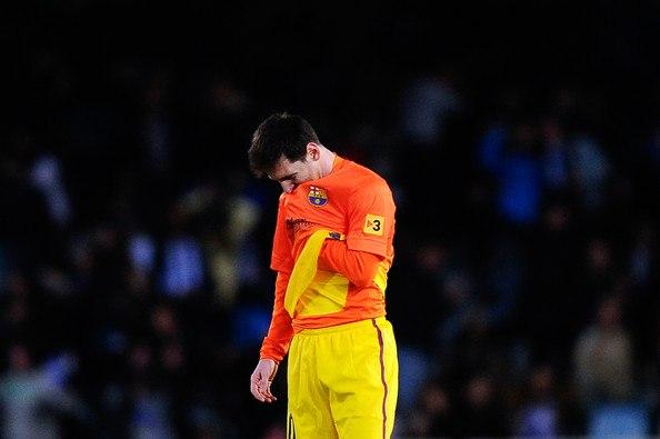 Обзор европейских чемпионатов: первое поражение Барсы