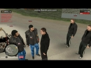 РП Съёмки серии Шиморо, Алексей Чернов в роли Смотрящего Южного ОПГ