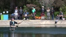 International Competitors Angle for Glory at World Fly Fishing Championships in San Francisco