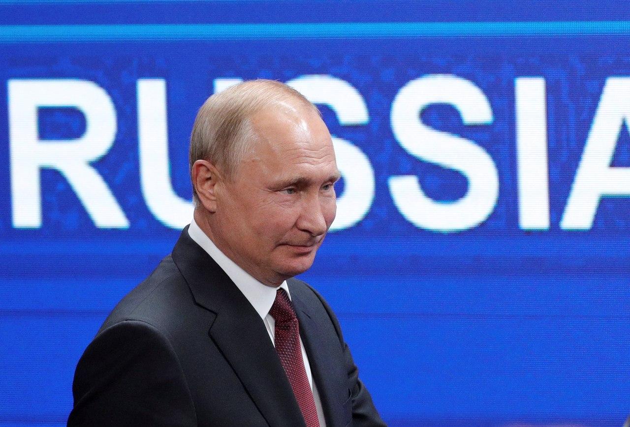Путин указал Западу «красную черту» в отношениях с Россией