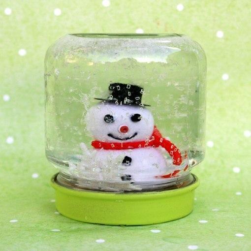 Искусственный снег на ёлку своими руками