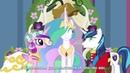 My Little Pony FiM Сезон 2, серия 26 — A Canterlot Wedding - Part 2 HD русские субтитры