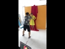 ARINA - first working days in ZhengZhou (China)