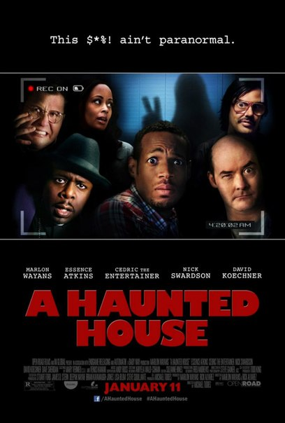 Ver A Haunted House(2013) Online