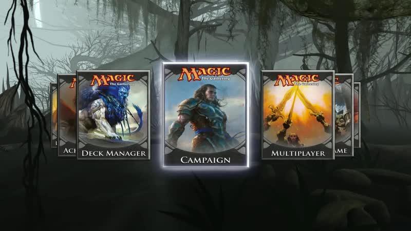 MTG duels 2012 часть 12 - Гидеон-Сорин-Тезерет, Гаррук-Нисса-Киора, Лилиана