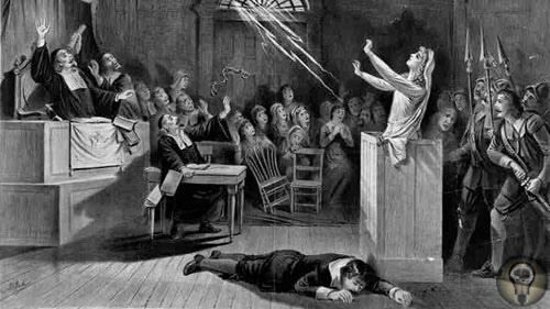 5 громких ведьминских процессов Достаточно было чьеголибо доноса, отметок дьявола и признательных показаний, полученных под пытками. Затем суд и приговор смертная казнь. Аррасские ведьмы Некогда
