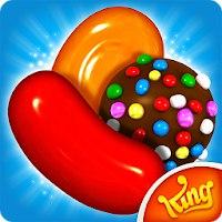 Candy Crush Saga [Мод: бесконечные жизни]