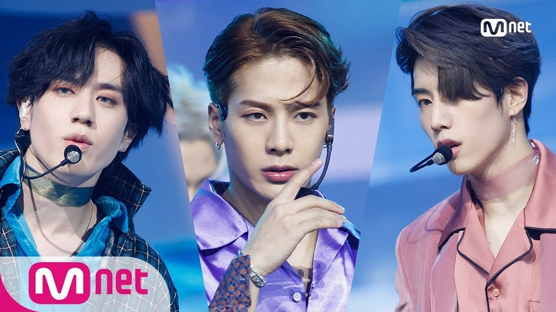 [GOT7 - Lullaby] Comeback Stage   M COUNTDOWN 180920 EP.588