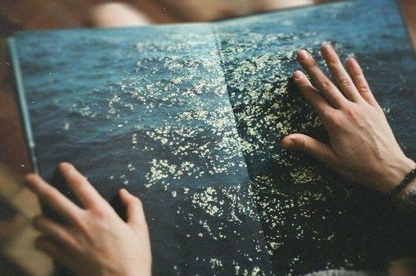 ..Мысли - как море, ими наслаждаешься, но в них можно и утонуть.