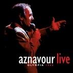 Charles Aznavour альбом Olympia 68