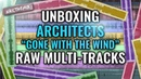 Architects Gone With The Wind raw multi-tracks [ UNBOXING ]