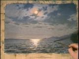 Сергей Андрияка - Лунная ночь на море_13