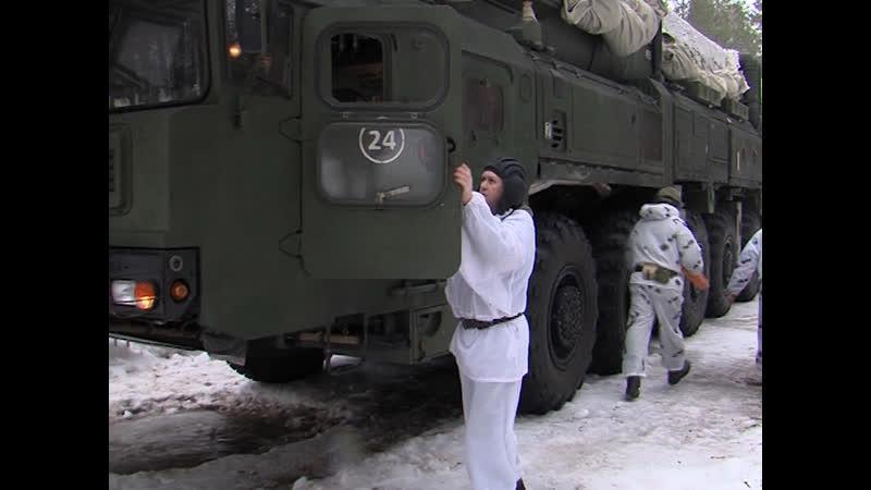 В эти дни военнослужащие Йошкар Олинской ракетной дивизии проходят тактические учения