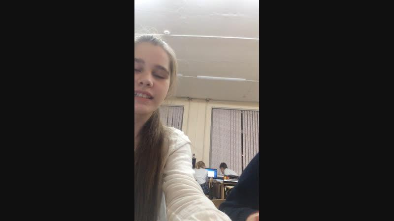 Виктория Вовк — Live