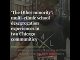 The other minority multi-ethnic school desegregation experiences in two Chicago communities