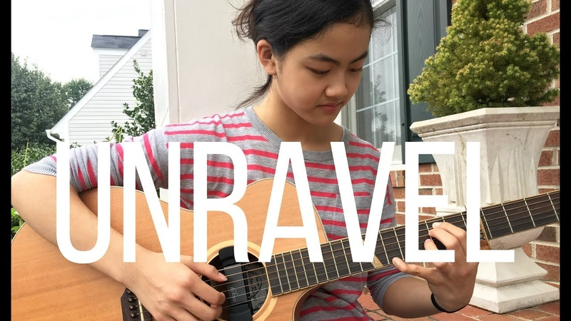 Unravel (FULL VERSION) ~ Tokyo Ghoul OP 1 | Fingerstyle Guitar Cover by Lanvy
