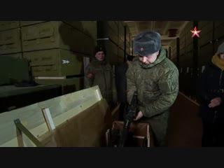 На переплавку.Под Владимиром показали немецкое оружие, .коллекционеры вешаются.