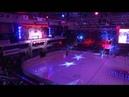 Ведущий хоккейного клуба ЦСКА Москва
