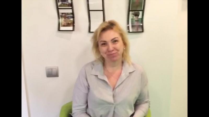 Интервью с детским реабилитологом, клиенткой студии FIT n GO Люберцы