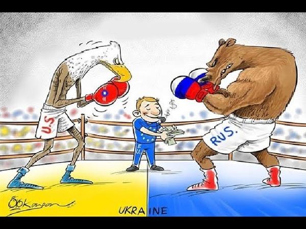 Какая страна сделала Майдан, а какая напала на Украину?