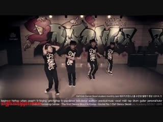 [181126] yg treasure box » kil do hwan & kim do young old video