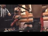Konosuke Takeshita, Shunma Katsumata vs. Facade, Mizuki Watase (DDT - Dramatic Mood Seijo 2018)