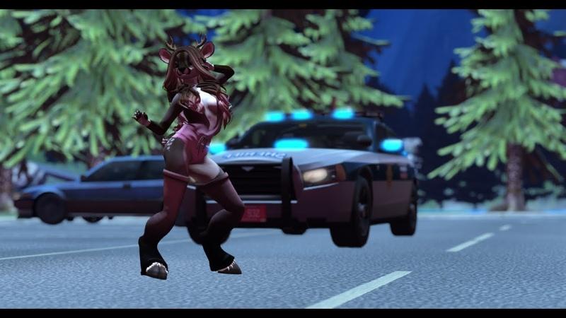 Second Life - Furry [Dance] [Carbon]