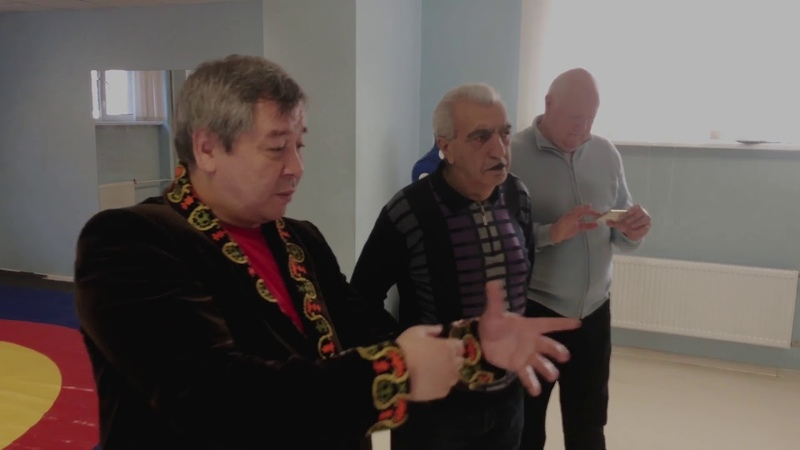 Артур Арутюнов и Абай Баймагамбетов Айкуне Сеанс 3