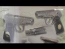 Гравер из Ижевска оформил пистолет для Владимира Путина