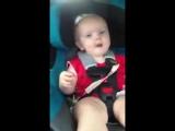 Детская реакция на песню Кэти Перри.360