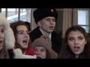 Донецк под барабаны НЕСЛОМЛЕННЫЙ ПОЁТ песенный флешмоб Donetsk under UNBROKEN reels SINGING
