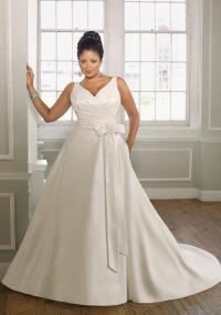 Свадебные платья от 50 размера фото